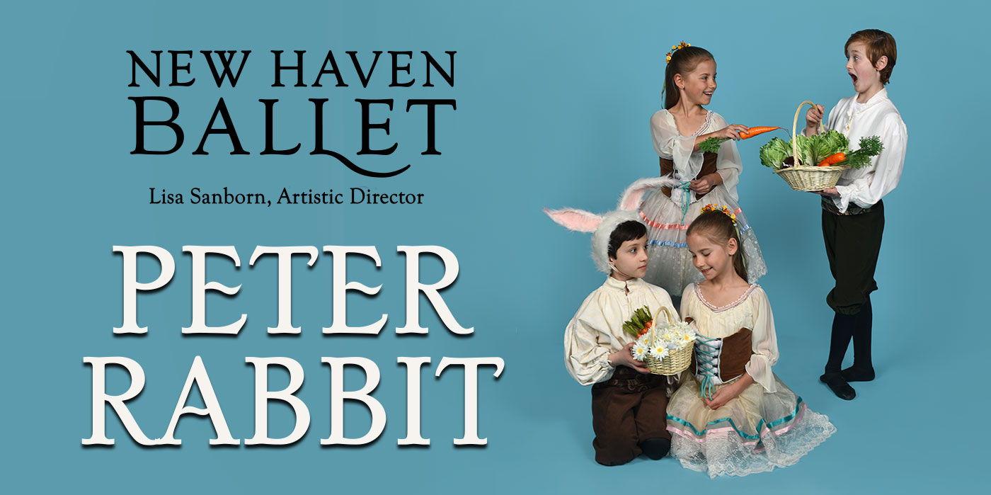 New Haven Ballet presents Peter Rabbit at the Shubert Theatre