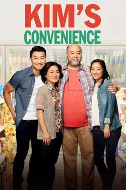 Kim's Convenience's BG