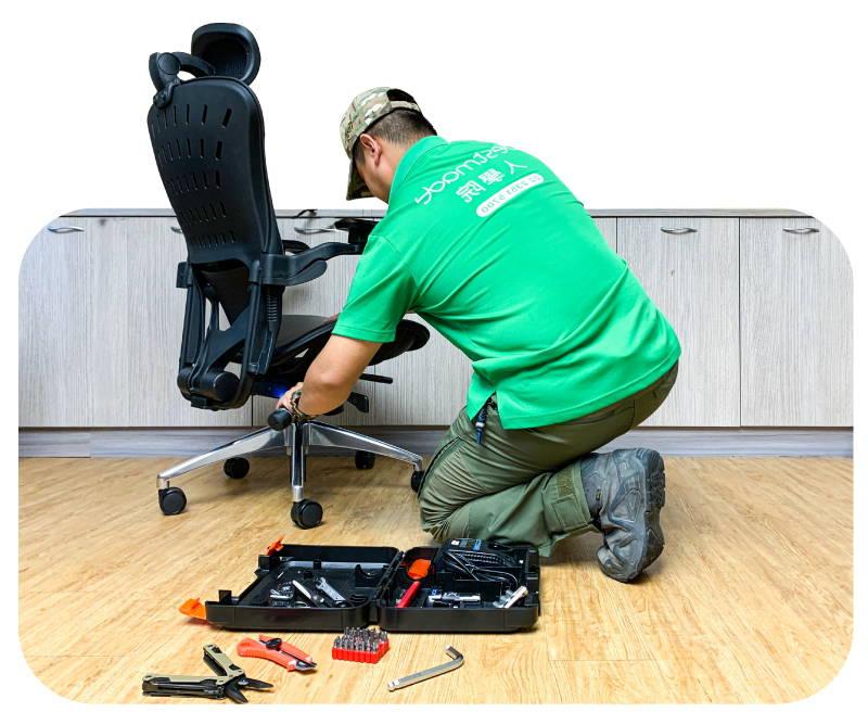 人體工學椅 升降桌 音響