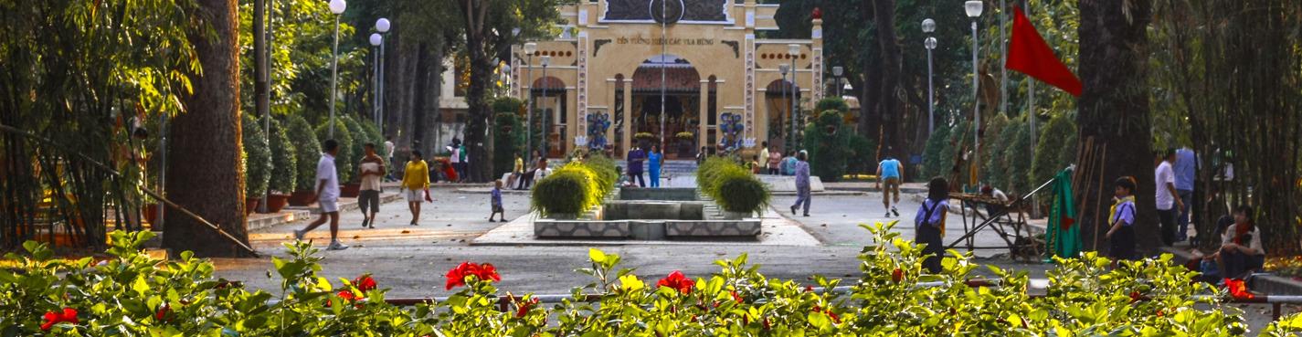 Обзорная экскурсия по городу Хошимин