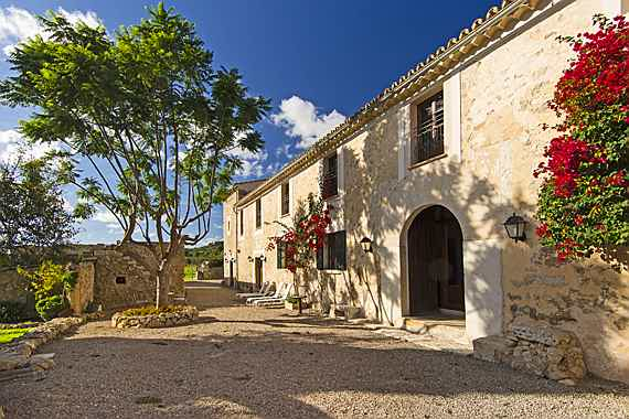 Llucmajor, Mallorca - Historic property dating back to XVII century, carefully restored, preserving the natural charm and character