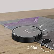 Aposen Anti-Collision Technology robot cleaner