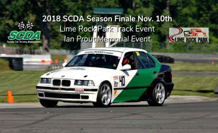 SCDA- Lime Rock Park- Season Finale! Nov. 10th