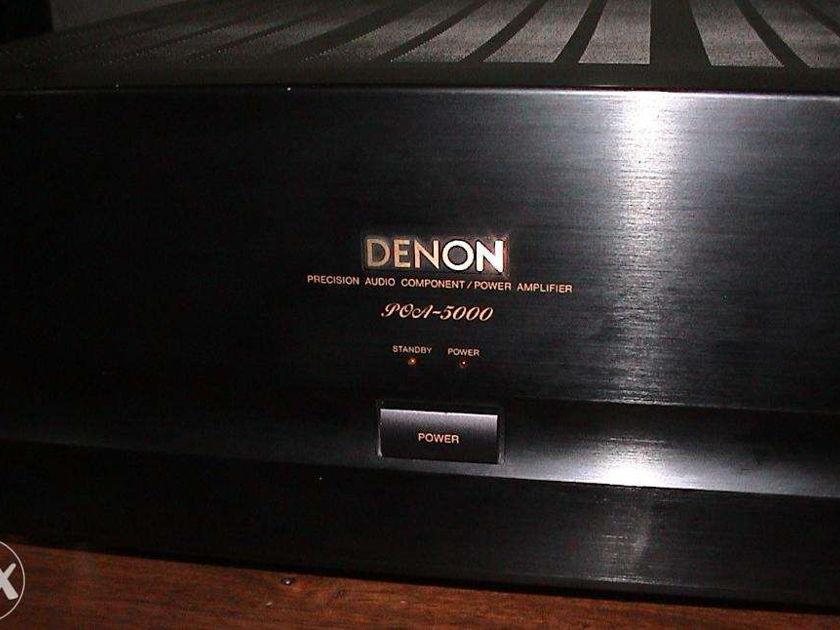 Denon POA-5000 Power Amplifier
