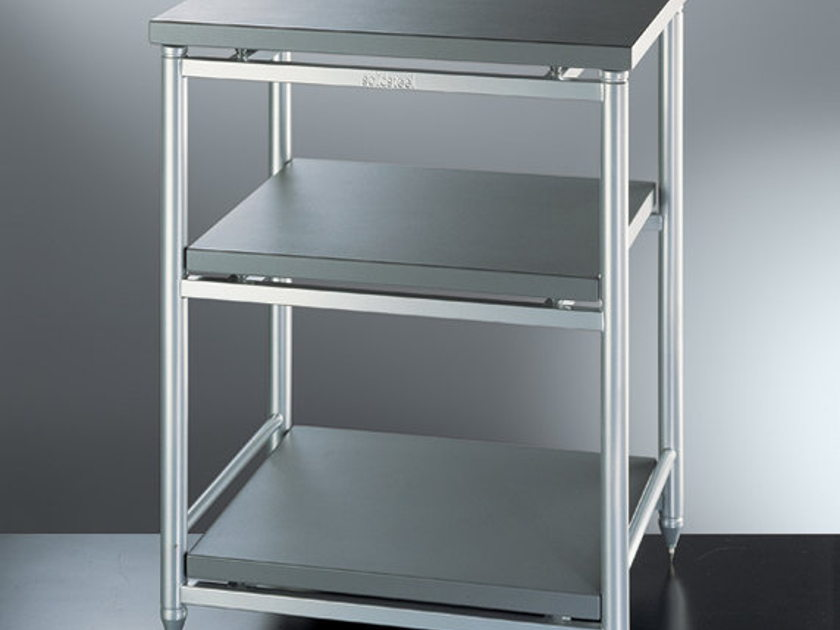 SolidSteel 6.3 Silver Rack - Local Pickup Only