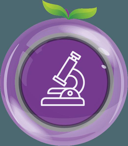 Piktogramm: Mikroskop