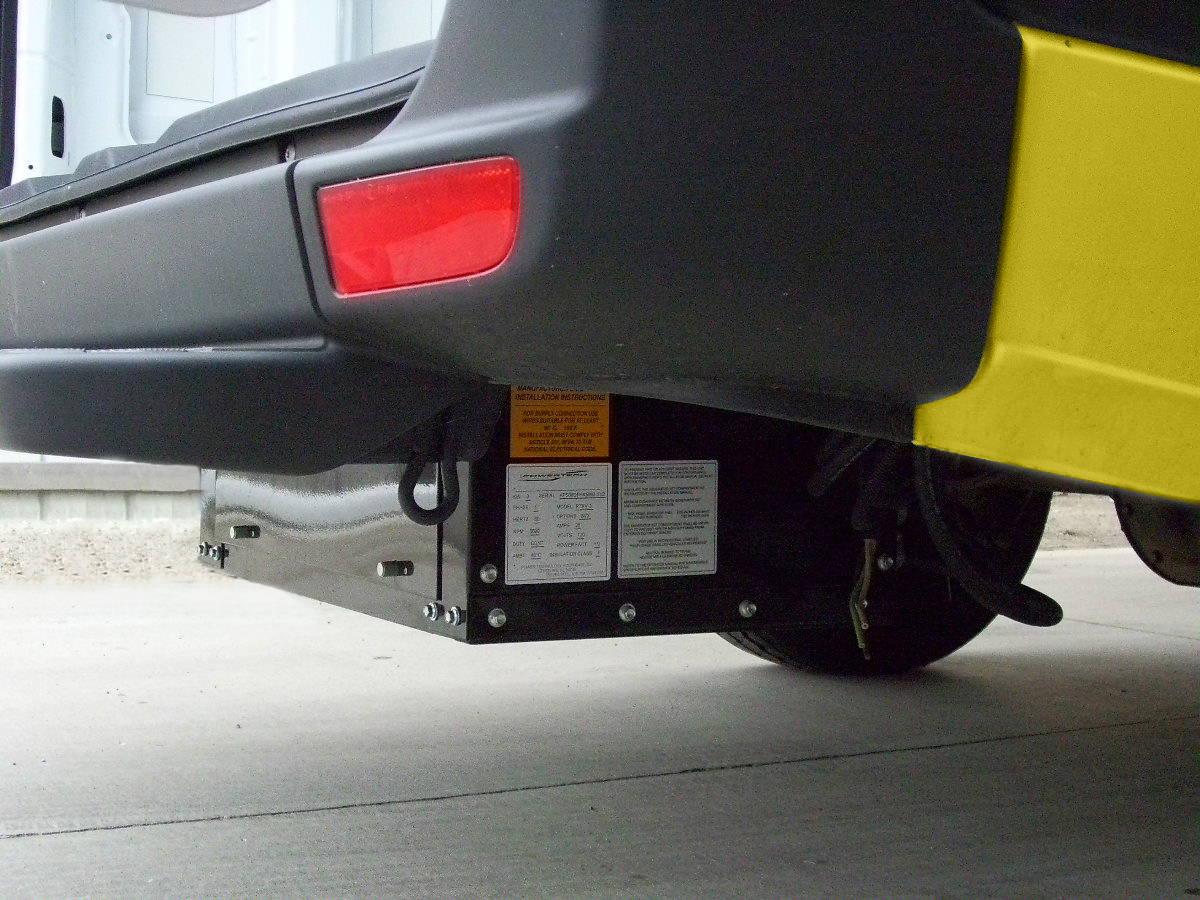 Sprinter Van Diesel Generator