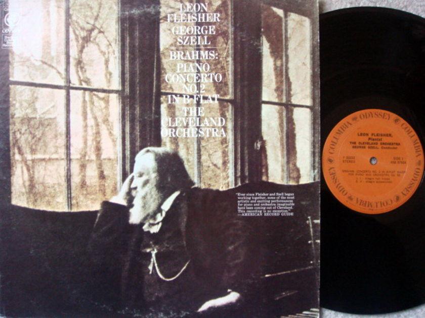 Columbia Odyssey  / FLEISLER-SZELL, - Brahms Piano Concerto No.2, NM-!