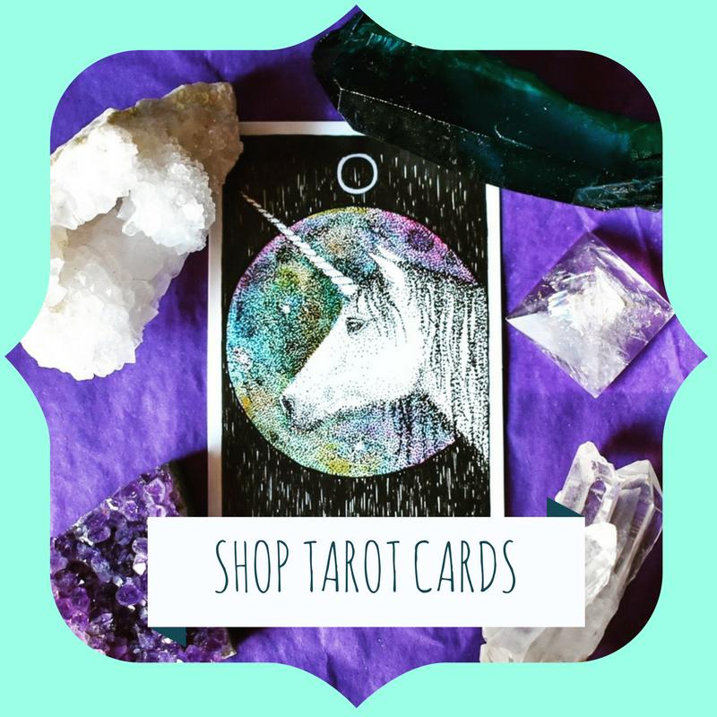shop tarot cards