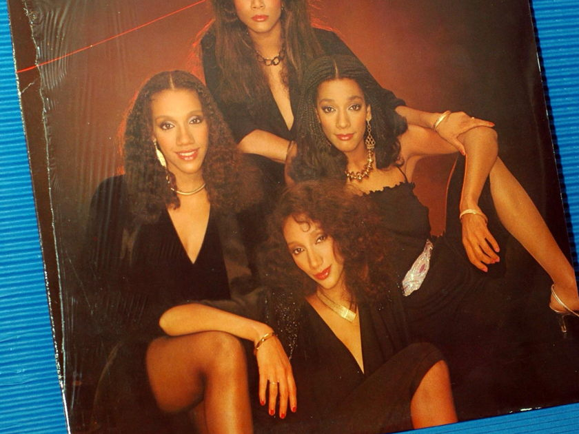 "SISTER SLEDGE   - ""The Sisters"" - RSG 1982 German Pressing SEALED!"