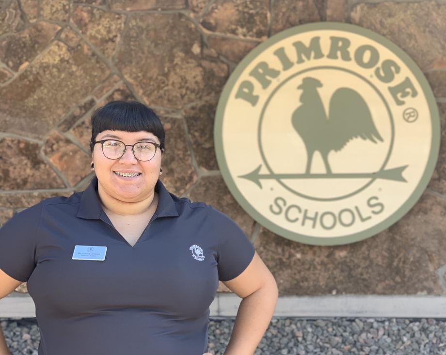 Joanna Jimenez , Early Preschool Teaching Assistant