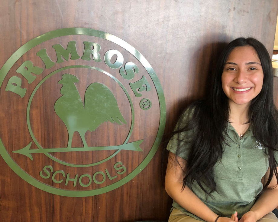 Trinity Gallegos , Support Teaching Assistant