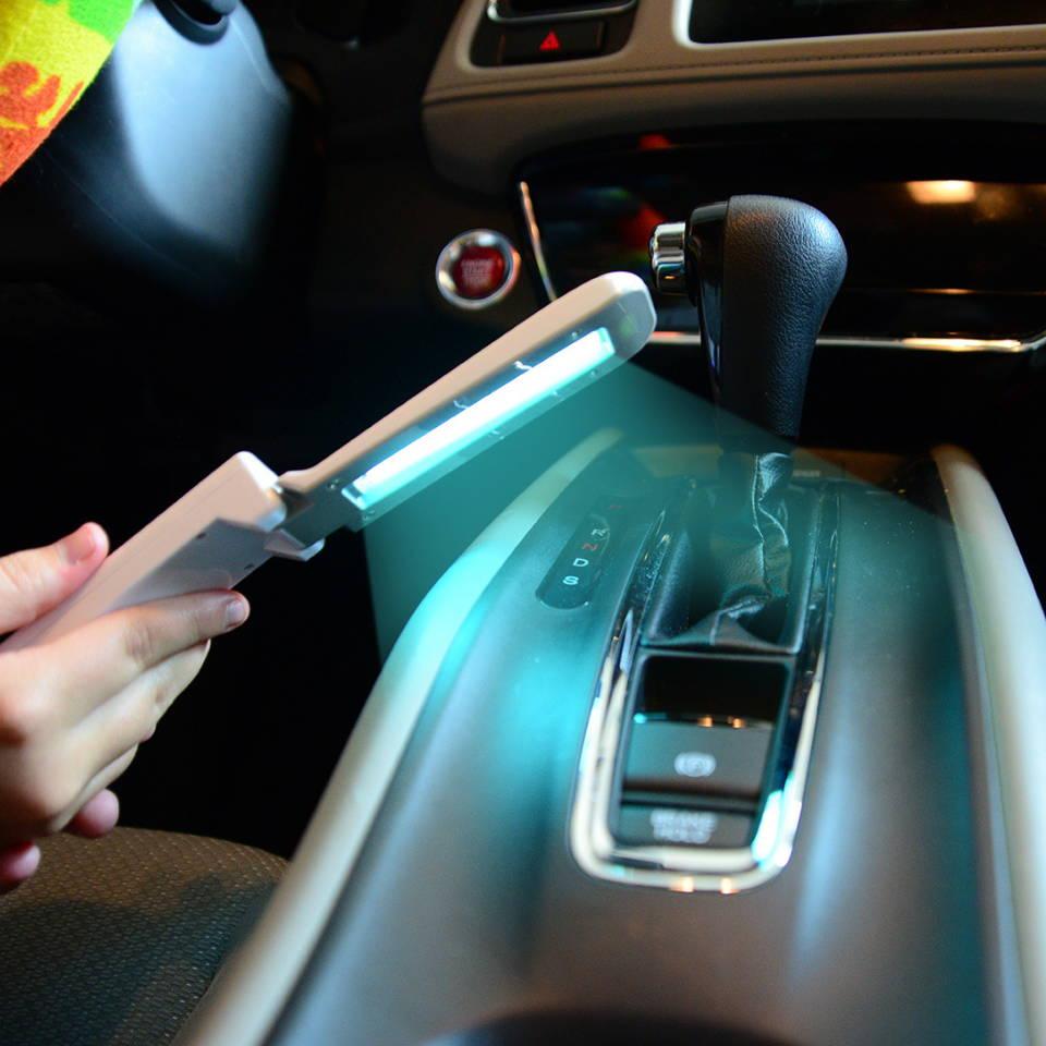 EdenPURE® UV-C Guardian Light disinfecting