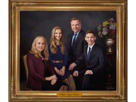 Gift Certificate for a Family Portrait Session with Photographer, Stephen Taylor