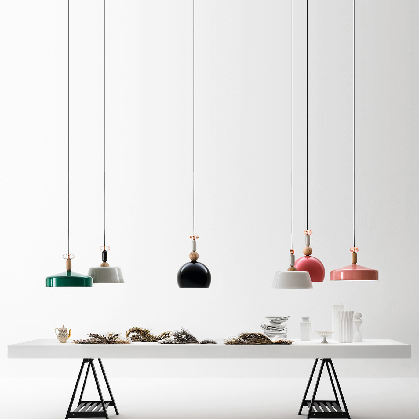 contenporary style lighting collection