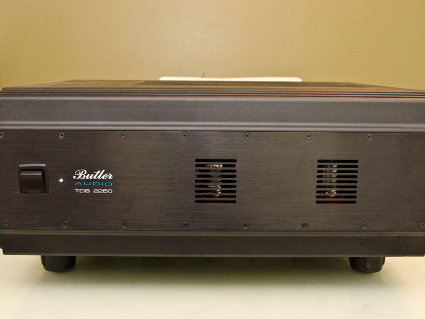 Butler Audio TDB 2250 Free Shipping!