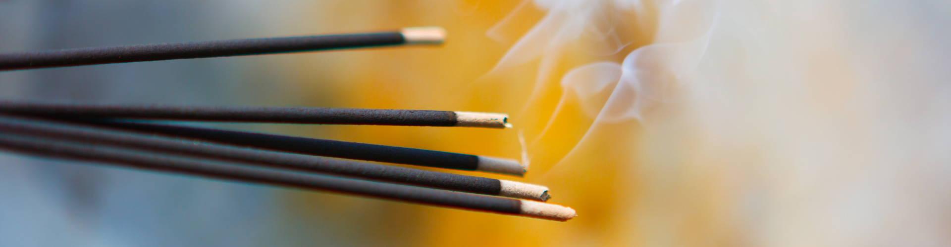 incense burning
