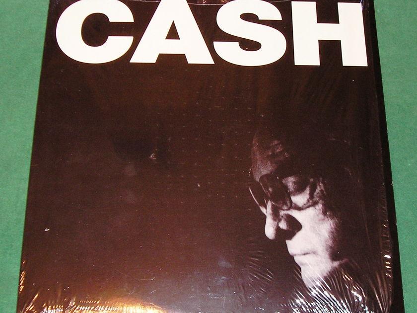 "JOHNNY CASH  ""AMERICAN IV: THE MAN COMES AROUND"" - LOST HIGHWAY 180 GRAM PRESS 2-LP  ** NM 9/10 **"