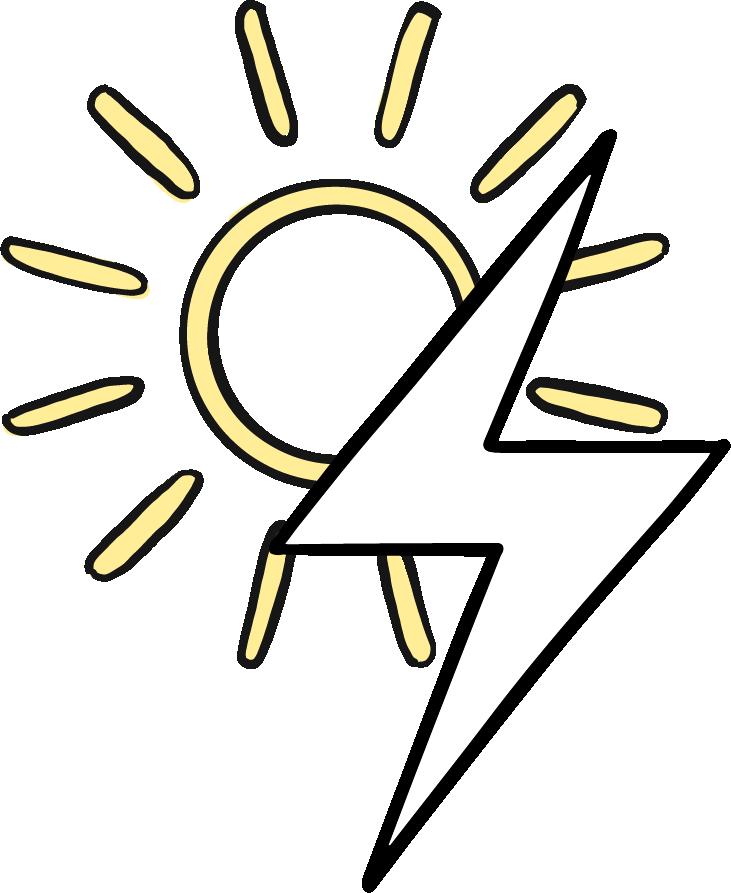 Lámpara solar Light for humanity Amazonas camping iluminación empresas
