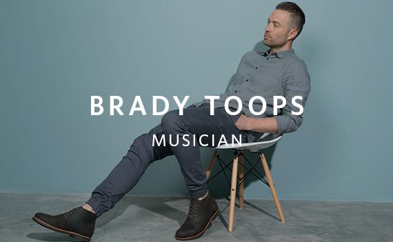 brady toops musician