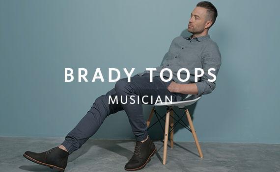 Brady Troops - Emilio - Nisolo
