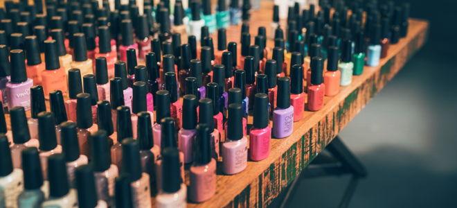 BeautySpace Einrichtung Nailstisch