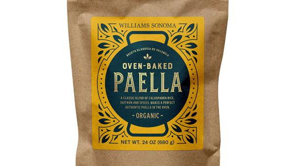 Williams Sonoma Paella Mix