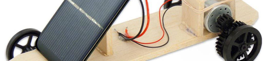 Solar Car Science Project: Learn How to Make a Solar Car at Home