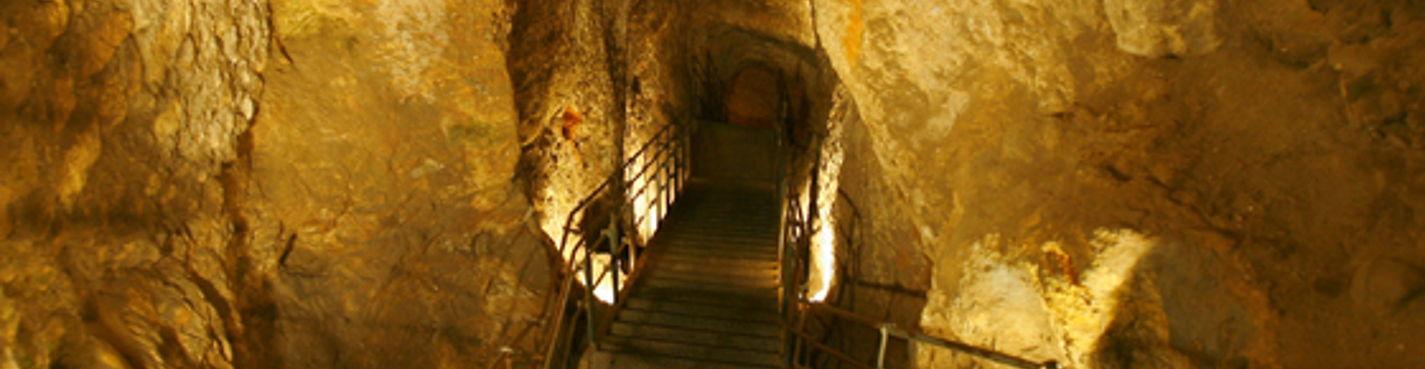 Иерусалим подземный (выезд из Мертвого моря)