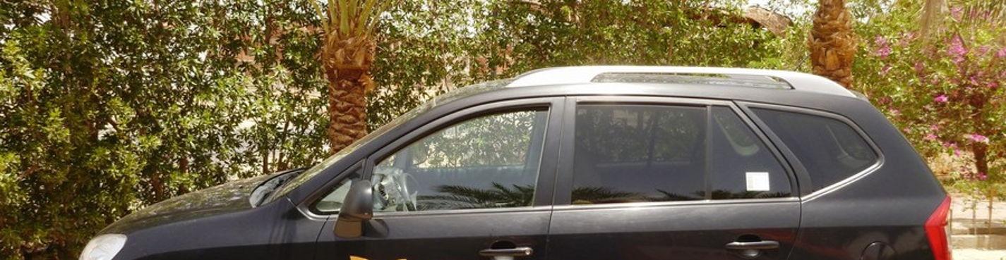 Трансфер из аэропорта — для группы до 4 человек (Шарм-Эль-Шейх, Египет)