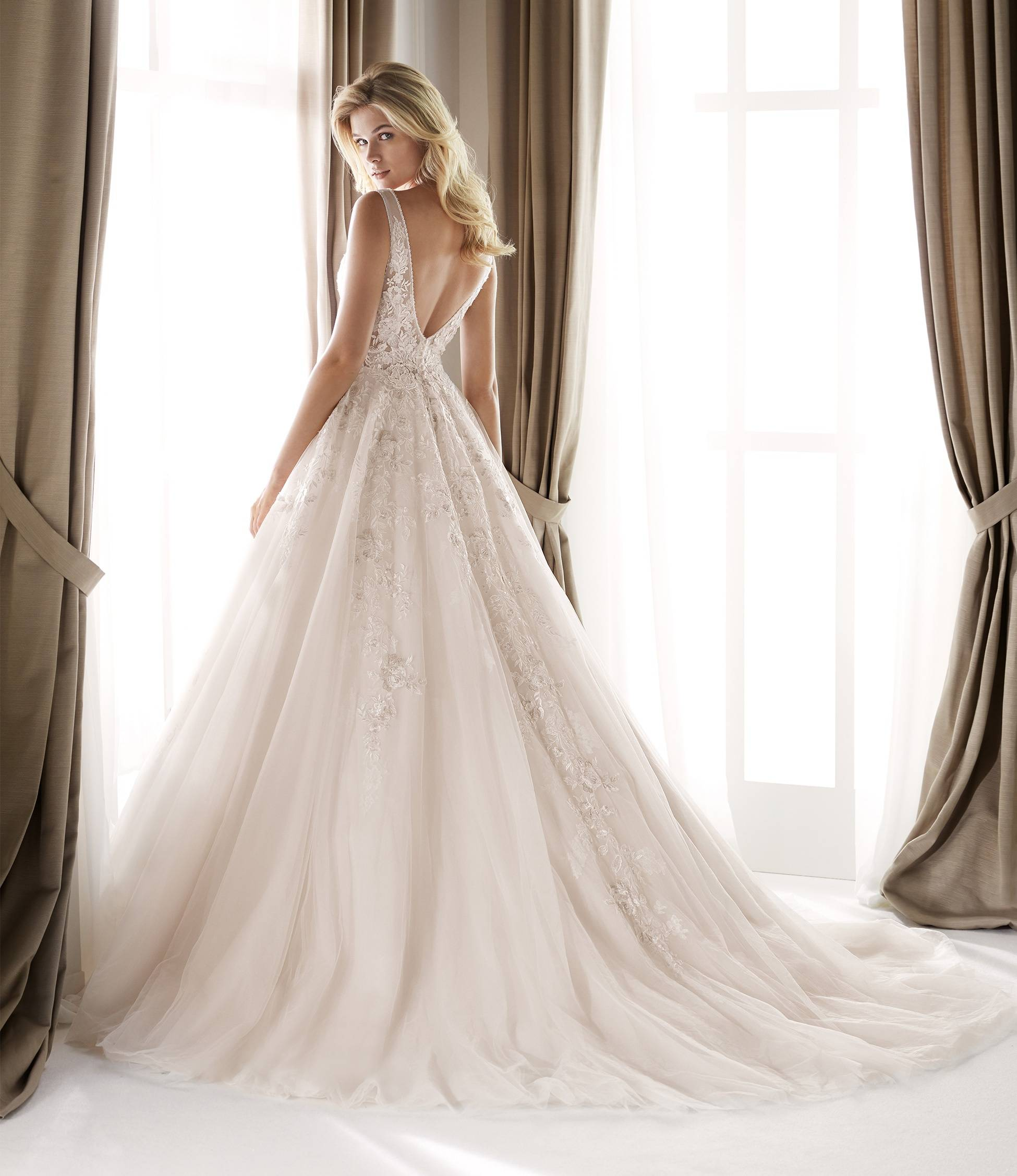 NICOLE MILANO NIA20221 DRESS