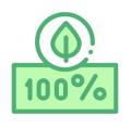 100% eco-friendly | Soil Association Logo | Inner Health