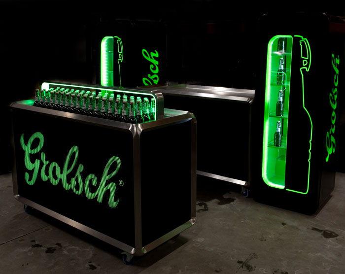 Grolsch event bar