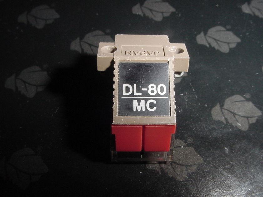 Denon DL-80 rare MC low output moving coil