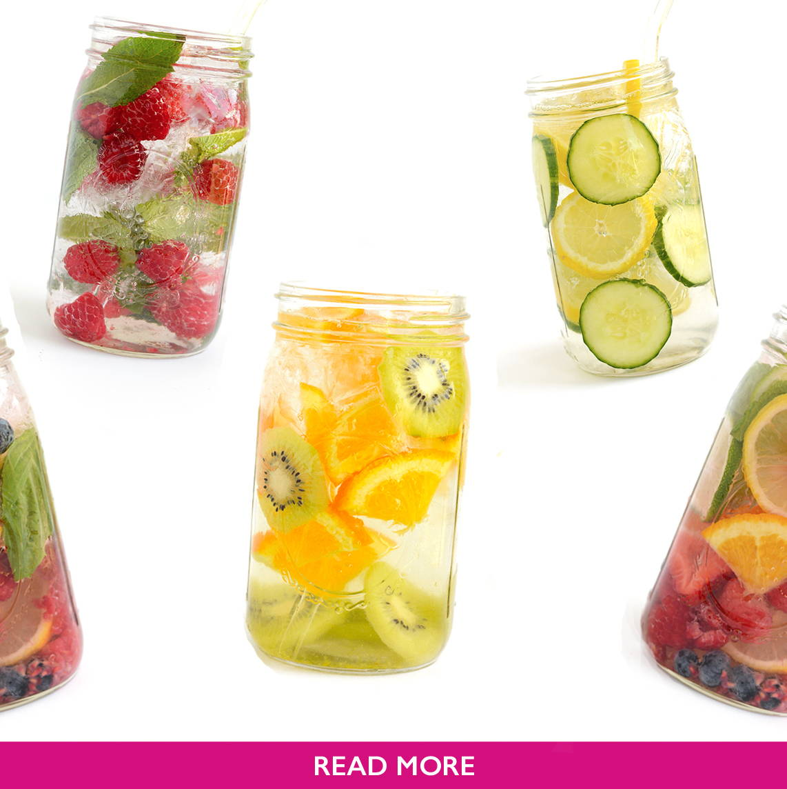 Super easy detox drinks that will enhance your skin. Read more