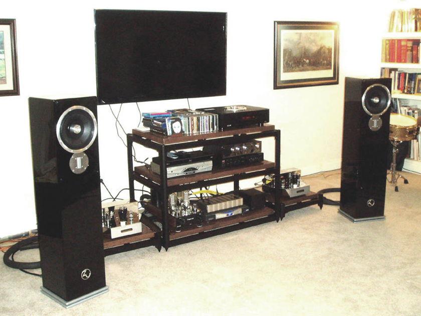 Steve Blinn Designs Audiophile Grade Rack, Priority #1 ...Superior Vibration Control