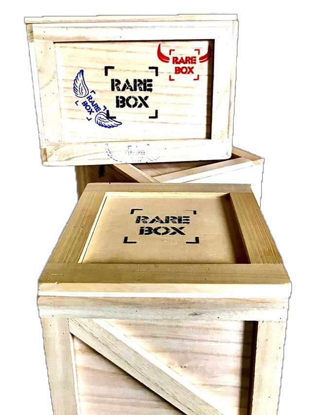 Rare-Box for partners