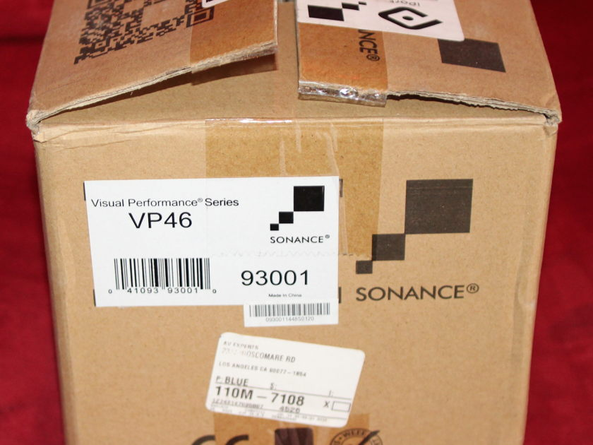 Sonance VP46  In-Wall Speakers (pair)