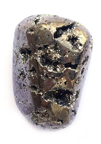 pyrite healing stone crystal fools gold attraction abundance strong energy heal
