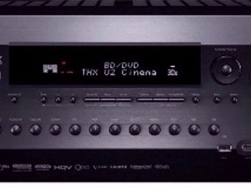 Integra DHC-80.3 9.2 Channel processor