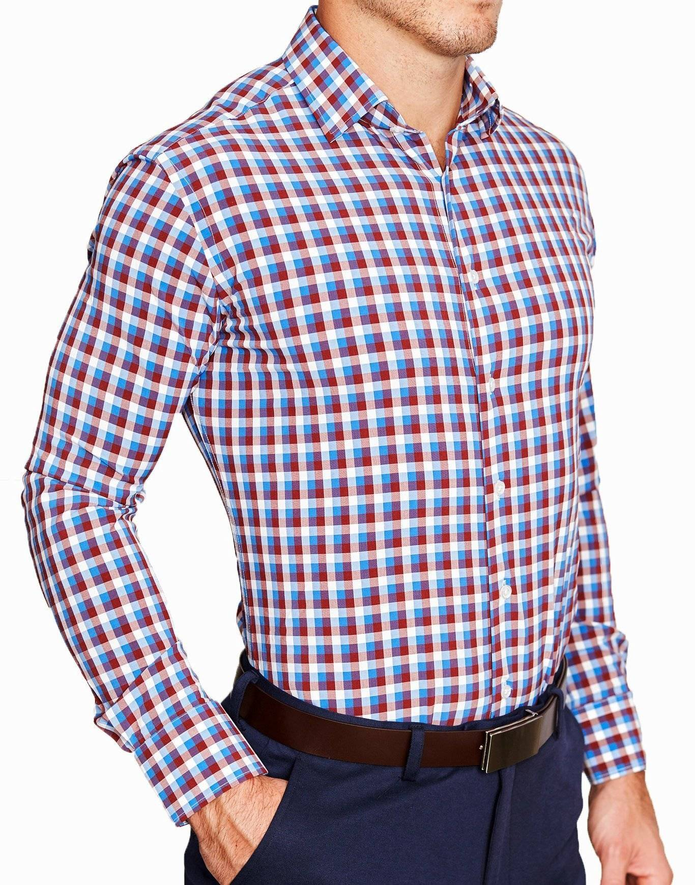 Jcpenney Mens Athletic Dress Shirts