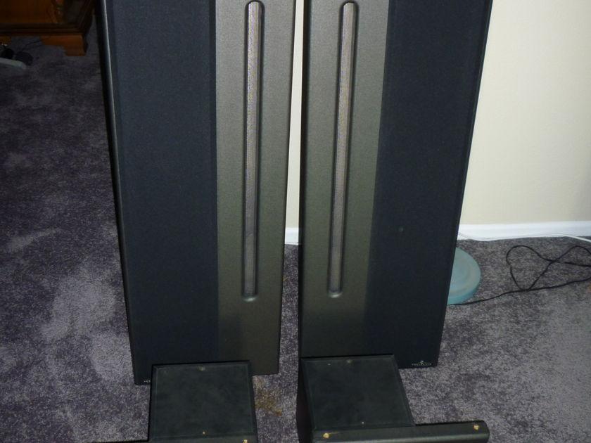Apogee Centaur Minor Hybrid Ribbon Speakers