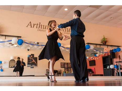 Gift Certificate for (2) Personalized Group Dance Classes and (1) Group Dance Class at Arthur Murray Dance Studios