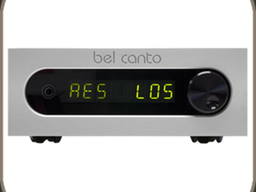 Bel Canto e.One DAC 2.5  New Open Box