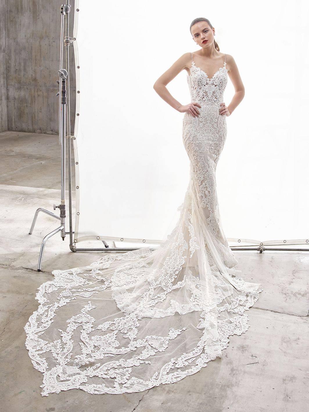 ENZOANI NANETTE WEDDING DRESS