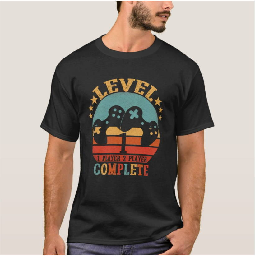 With this couple T-shirt, you can become a real designer in several simple steps. You just need to choose an image from your photo collage and add any texts you want. It is really the best 1 year anniversary gift for your wife or girlfriend.