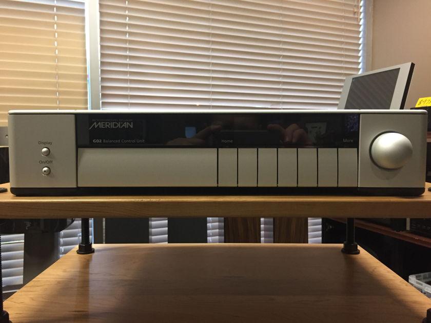 Meridian  G-02 Pre-amp