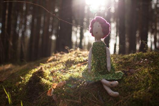 Кукла Лесная Фея