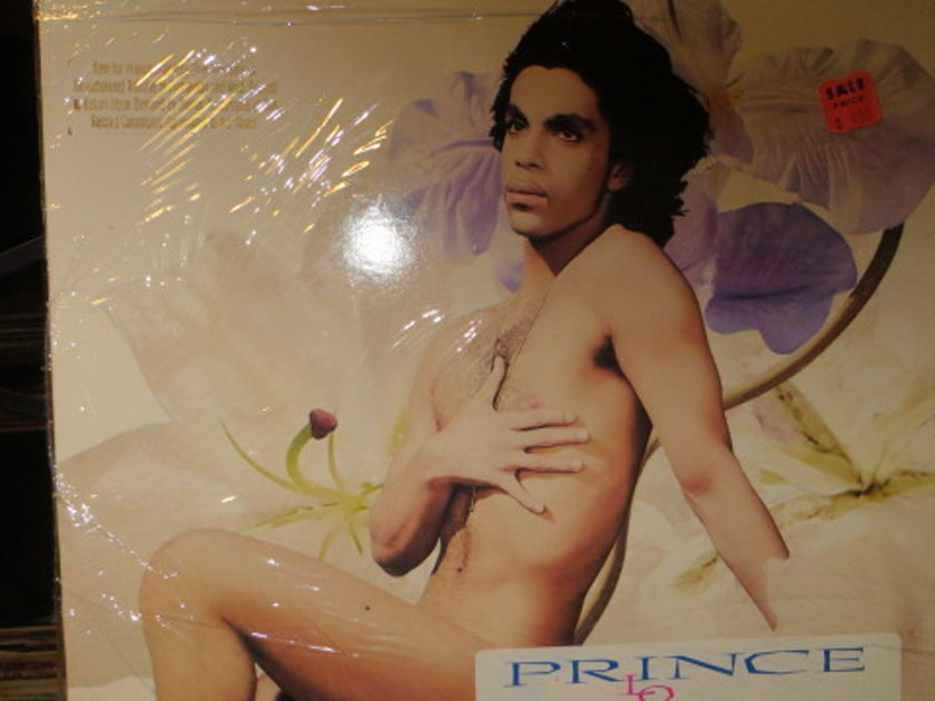 PRICE - LOVESEXY SHRINK STILL ON COVER