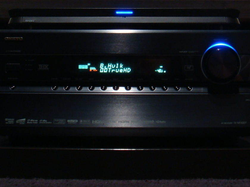 Onkyo TX-NR3007 Mint 9.2 channel network receiver